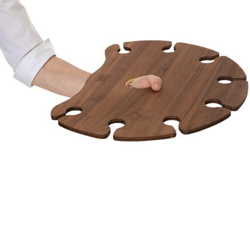 Rechts- und Linkshänder geeignet